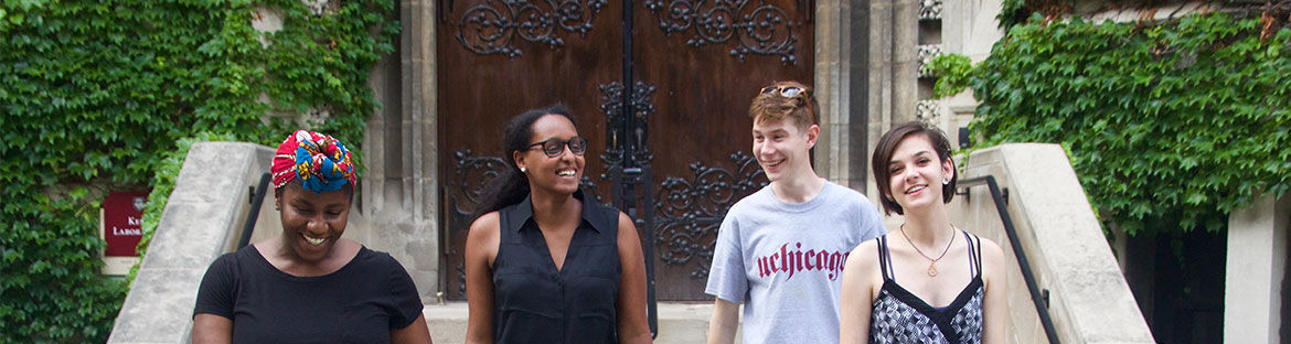 undergraduate courses for high school students uchicago summer session
